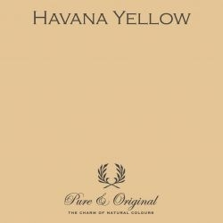 Pure&Original - Havana Yellow
