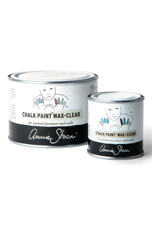 Annie Sloan Chalkpaint™ - Clear wax