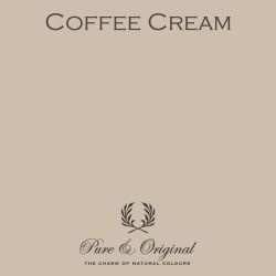 Pure&Original - Coffee Cream