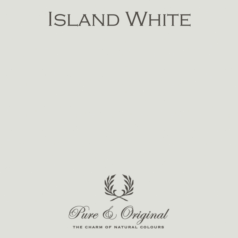 Pure&Original - Island White