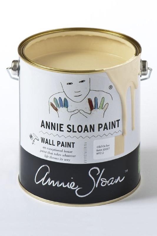 Annie Sloan Wallpaint - kleur Old Ochre