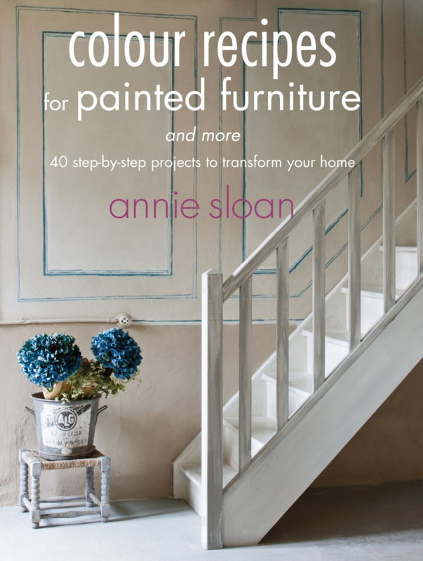 Annie Sloan Chalk Paint™ - Boek kleurrecepten met Chalkpaint