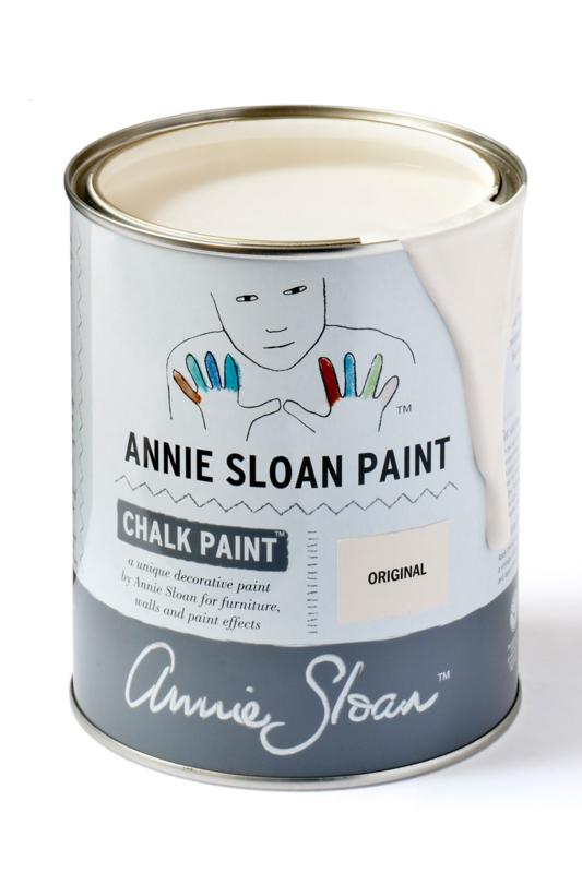 Annie Sloan Chalk Paint™ - Krijtverf kleur Original
