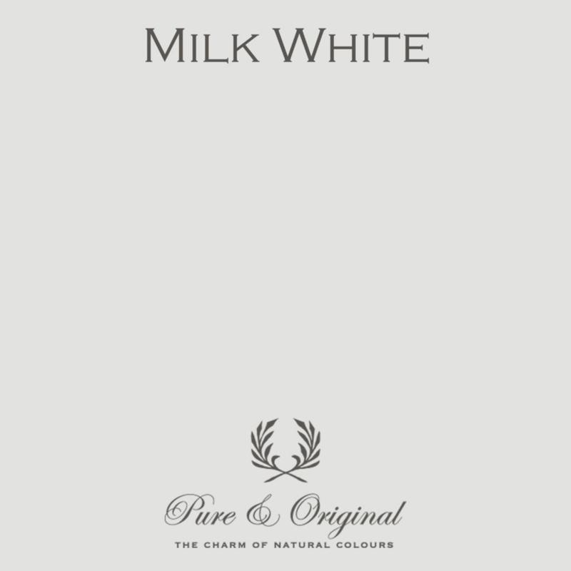 Pure & Original - Milk White