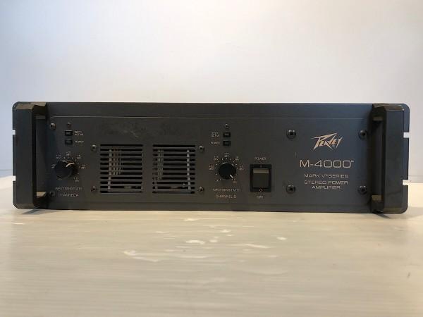 Peavey M-4000 Einversterker  (occ)   € 150,00