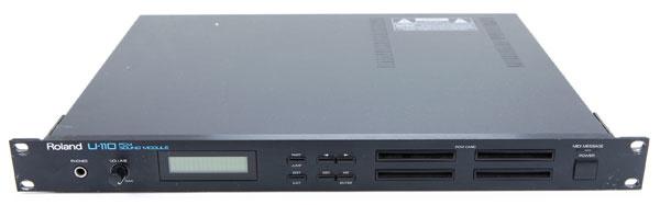 Roland U-110 Soundmodule  (occ)  € 95,00