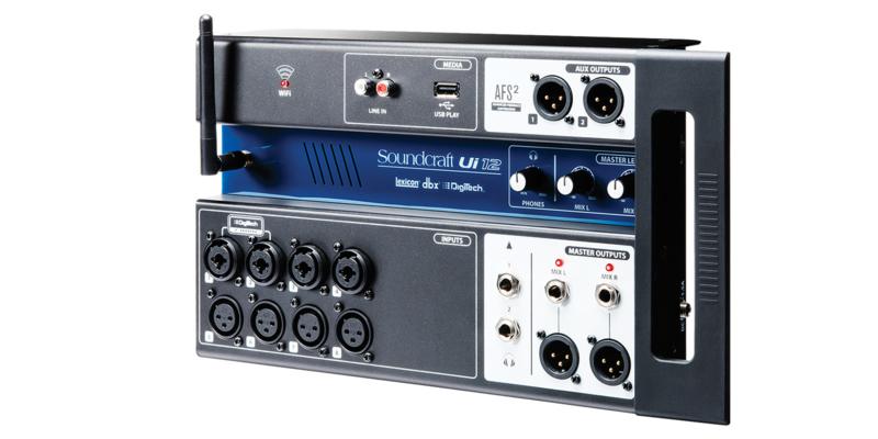 Soundcraft Ui12  (Occ)