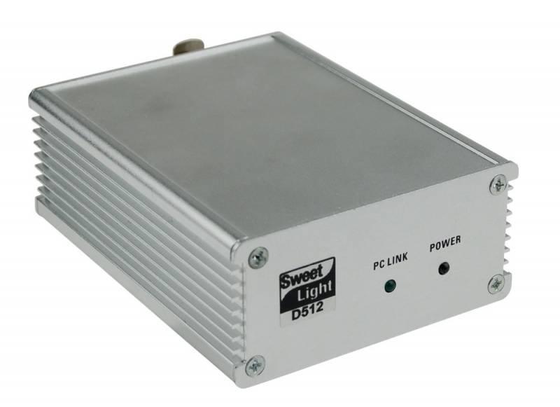 Sweetlight DMX 512 Box  (Occ)  175,00
