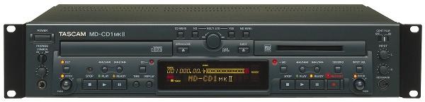 Tascam MD-CD1 MKII  (occ)   € 295,00