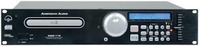 American Audio MCD-110 CD Speler   € 129,-