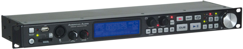 American Audio Media Operator (occ)  € 195,00