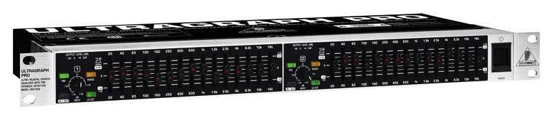 Behringer Ultragraph Pro FBQ1502 (occ) € 39,00
