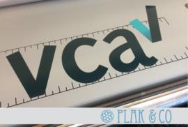 VCA sticker