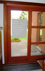 Lente gedicht raam