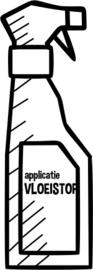 Applicatie vloeistof