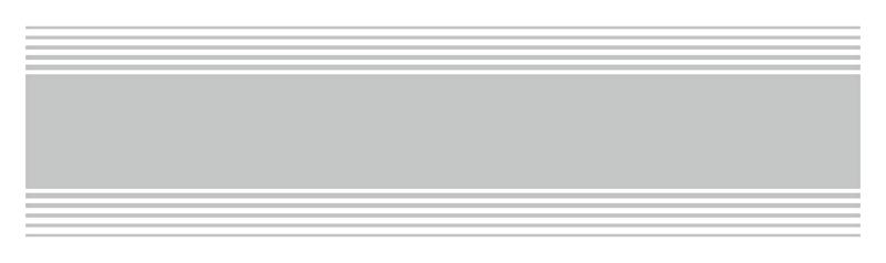 Raamfolie Stripes 2