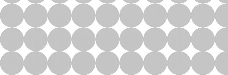 Raamfolie Cirkel 2