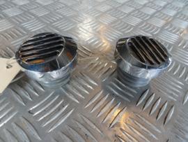 set custom gas cap set screwin for flatside tanks 1984-95