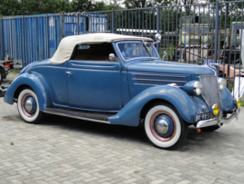 ford 1936 cabriolet ( SOLD )
