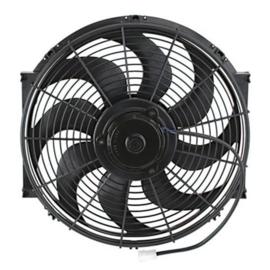 """Turbo Swirl 15"""" Electric Fan, 1700 CFM, Puller/Pusher"""