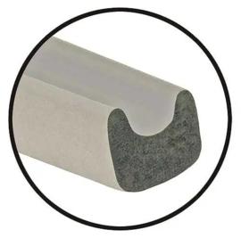 Model A Ford Window Top Cushion - Sponge Rubber - 29 inch