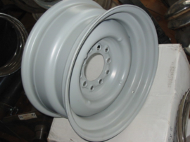 TWO  GENNIE SERIE 14 WHEELS ,  15 INCH 7 J WIDE MULTI LUG