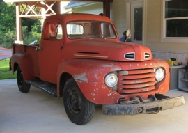 ford pickup 1950 ( SOLD )