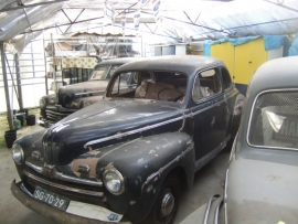 ford coupe 1947 ( sold)
