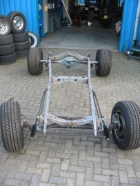 ROLLING CHASSIS  1930/31 ( sold )