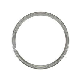 Ford Pickup Truck Wheel Trim Ring - Stainless Steel - For 15 Wheels
