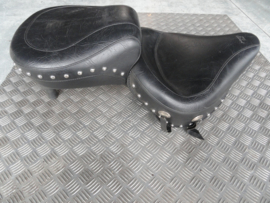 MUSTANG DUO TOURING SEAT FOR SOFTAIL 1989 TO 1999