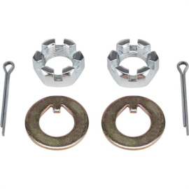 front axle and spindels