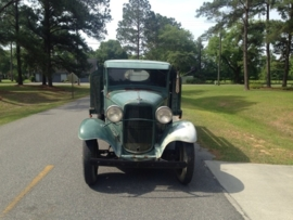 FORD 1932  stake truck ( SOLD  )