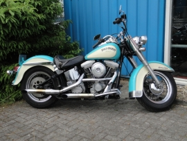 HARLEY DAVIDSON HERITAGE CLASSIC 1989 ( SOLD )