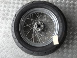 original harley davidson front wheel 16 inch softail 2007