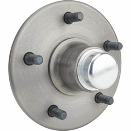 1940-Design Early Ford Front Wheel Hub, 5 on 5.5 BP