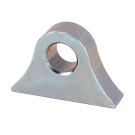 Weld-On Shock Eye For Tie-Rod Shocks, Triangular