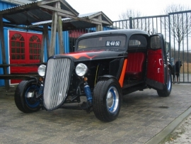 1934 three window coupe ( sold )