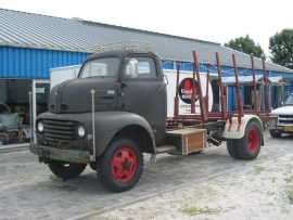 ford f6 cab over engine ( sold )