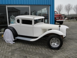 1930 five window coupe project hotrod ( SOLD )