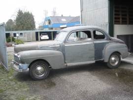 mercury coupe 1946 ( sold )