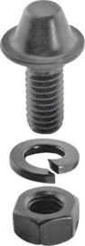 Model A Ford Running Board Bolt Set - 24 Pieces