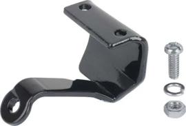 Trunk Lid Striker Plate - Ford Passenger - Black Finish