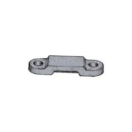 Model A Ford Rear Spring Clip Bar -5/8 High - For 10 Or 12 Leaf Springs