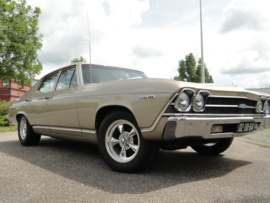 chevrolet chevelle 1969 ( SOLD)