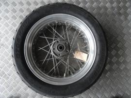 custom  rear wheel akron rim  aluminium  16 inch WIDE FAT TIRE