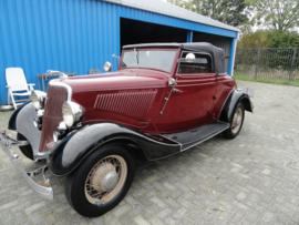 Ford 1934 cabriolet V8 flathead ( SOLD )