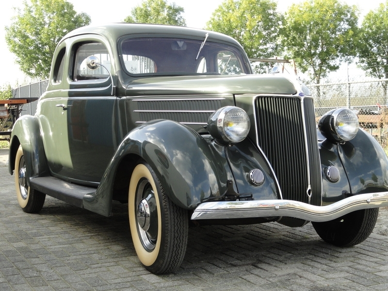 ford five window coupe 1936 ( SOLD )
