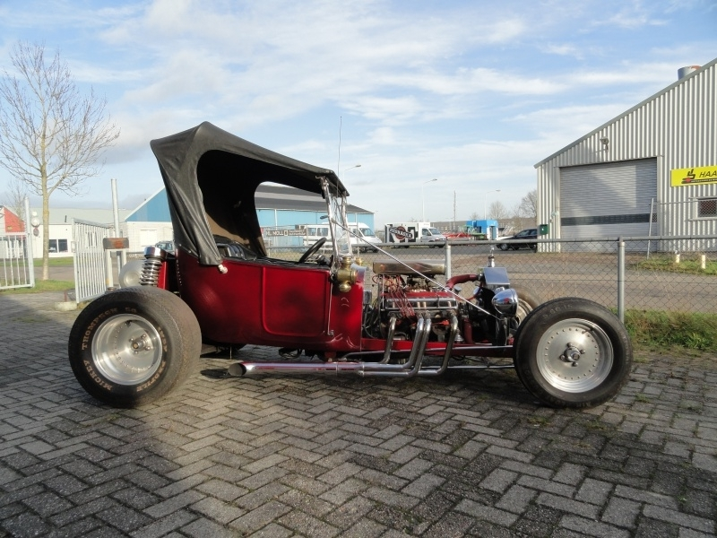 ford t bucket 1927 ( SOLD )