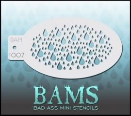Bad Ass Stencil 1007